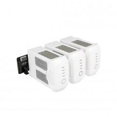 Зарядное устройство для трех аккумуляторов Phantom 4